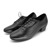 Ishine men's Latin dance shoes ballroom shoes for men genuine leather