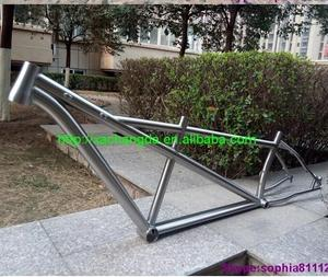 Gr9 titanium tandem bicycle frame with double seat 26 inch wheel titanium tandem bike frame XACD titanium Mountain tandem frame