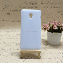3D blank sublimation cover/customized3D sublimation case for Lenovo P1