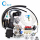 LPG sequential injection complete kits/Reducer ECU Injector rail