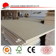 1180*2090*38mm tubular/hollow particle board
