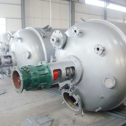 stainless steel packed bed reactor/graphite nuclear reactor/reactor stirrer