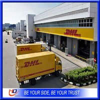 Professional International Shipping Service From Guangzhou to Addis Ababa By DHL