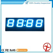 "0.28"" 4 digits seven segment led number display for oven"