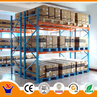 china supplier factory storage solutions for warehouse pallet rack