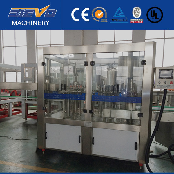 Small business mineral water bottling machine/plant prices
