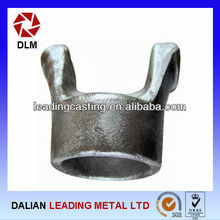 precision forging agricultural machinery yoke