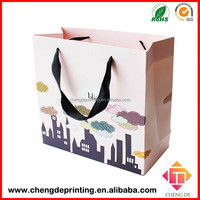 newly design gift paper bag machine making paper bag