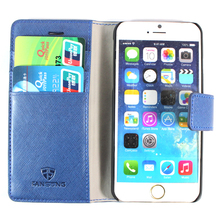 New Fashional Soft PU Mobile Leather Phone Case / Leather Cell Phone Case For Android and iPhone
