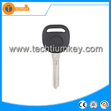 blank car key cover with GMC printed on the shell for GM key fob