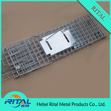 Foldable Large Steel Live Animal Trap Cage Made in China