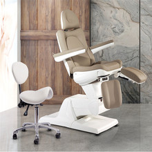 High-Quality Luxury design cosmetic facial beds & beauty electric chairs with 3 motor
