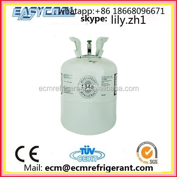 Good Price & High Quality Car Air Conditioner Gas R134a refrigerant with 99.99% purity