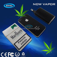 China manufacturer wholesale vax vaporizer ecig atomizer wax mechanical mod 18650 battery