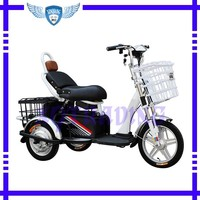 350W Electric Tricycles 350XQ-K6