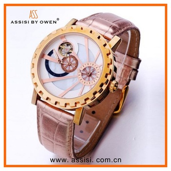 Assisi brand high quality mechanical watches for man style