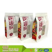 Factory Good Price Wholesale High Barrier Customized Food Kraft Paper Bag with Zip lock
