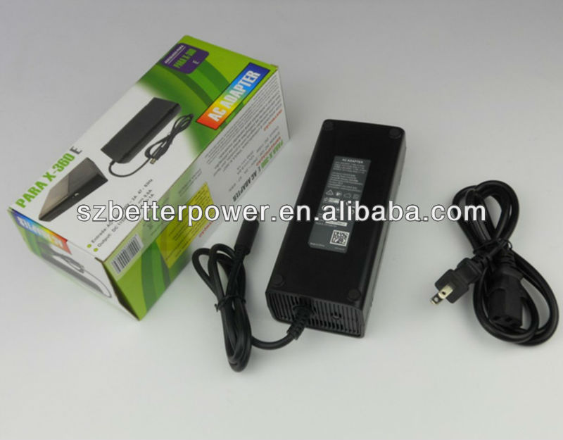 New Arrival AC Adapter for XBOX360 E