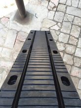Rubber expansion joint for bridge with superior quality