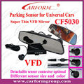 Fashionable cheap lcd display car parking sensor system