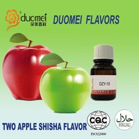 DZY-15 Two Apple Flavor for Shisha hookah flavor use