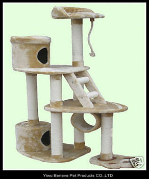 Multifunctional Cat Tree High End Pet Furniture Buy