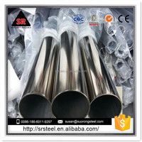 The low temperature of Seamless Stainless Steel Pipes 316L/316