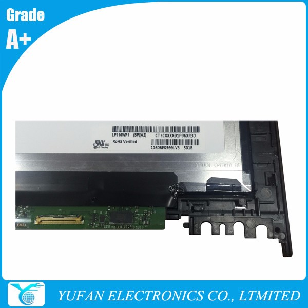 5D10G18654 Replacement LCD Module with Touch for Yoga 2 11