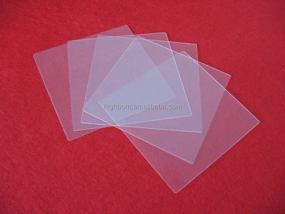 JGS2 optical quartz plate optical glass