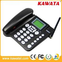 Unlocked Fixed Sim Card desk Gsm Phone