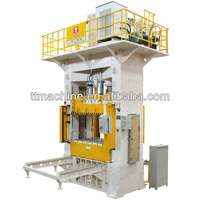 400t h type hydraulic press machine for stainless steel utensil