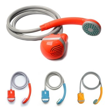 Simple sprayer shower outdoor pet shower bike cleaning personal washing outdoor tools accessories