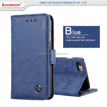 2017 New Arrival PU+PC Wallet Style Credit Card Slots Case For Nokia 6,For LG g6,With Magnetic Slim Leather Phone Case