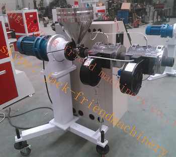 plastic PLA ABS filament extruding machinery