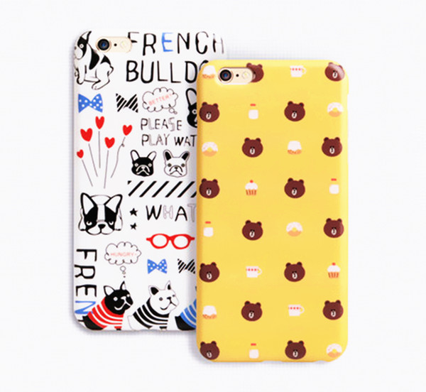OEM High Quality Luxury Mobile Phone Case/funny cell phone accessories for iphone 6/6S