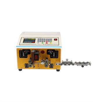 Hot sale automatic pvc and teflon wire cable cutting wire stripping  machine /hot copper wire  cutting machine with low price