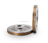 Flat with arris Diamond Grinding Wheel For 6mm glass 180#