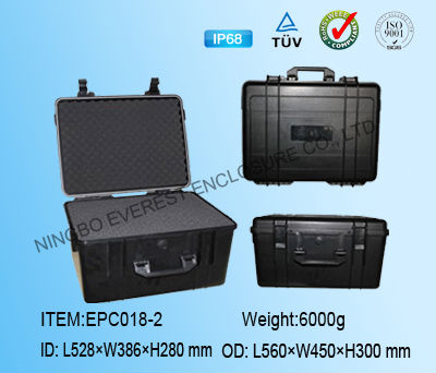ABS Plastic tool Packaging case