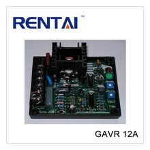 high quality AC Brushless Power Generator General AVR GAVR-12A
