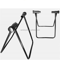 U shape bicycle rear kick stand for fixie bikes