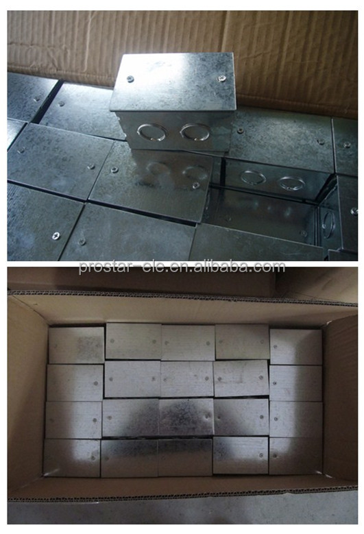 Cajas Metalica Electrical Box