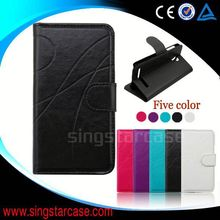 china supplier mobile phone cases flip leather case for Cherry Mobile Razor 2.0