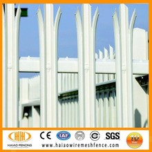 china wholesale high quality palisade fencing, euro palisade fence