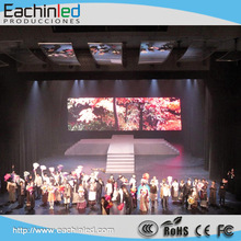 P5 Concert Stage Background Video ledwall, Indoor Full Color Flexible LED Mesh Curtain Video Wall Screen
