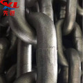 Slag extracter high strength round link chain