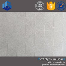 White PVC plaster ceiling board for Srilanka market