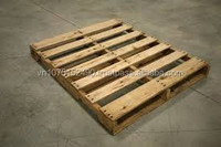 VietNam rubber wood pallet type III high quality