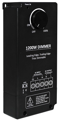 0-10v led dimmer controller CE ROHS TUV LED Dimmer 220V chicken DIMMER controller