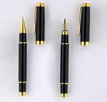 business gift gold metal fountain pen
