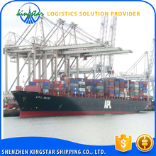 FCL/LCL Sea Shipping Agent Container Forwarder From China to WELLINGTON NEW ZEALAND